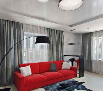 многоуровневые и двухуровневые натяжные потолки